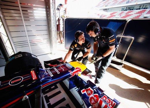 F1 test Barcellona: Alonso e la Ferrari chiudono al quarto posto - Foto 22 di 32