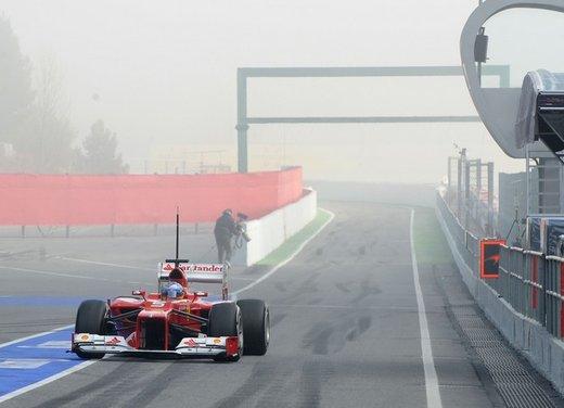F1 test Barcellona: Alonso e la Ferrari chiudono al quarto posto - Foto 23 di 32