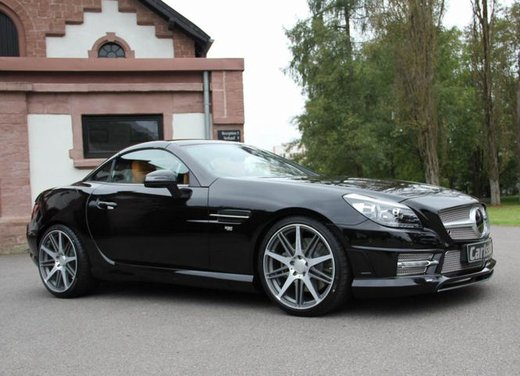 Mercedes SLK R172 by Carlsson