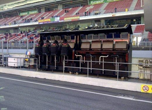 F1 test Barcellona: Alonso e la Ferrari chiudono al quarto posto - Foto 27 di 32
