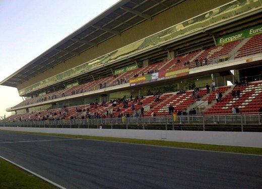F1 test Barcellona: Alonso e la Ferrari chiudono al quarto posto - Foto 28 di 32
