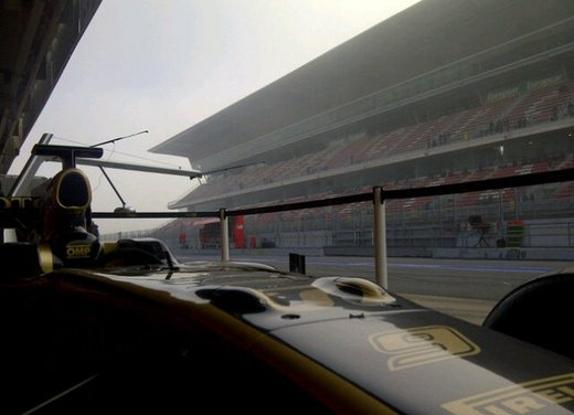 F1 test Barcellona: Alonso e la Ferrari chiudono al quarto posto - Foto 29 di 32