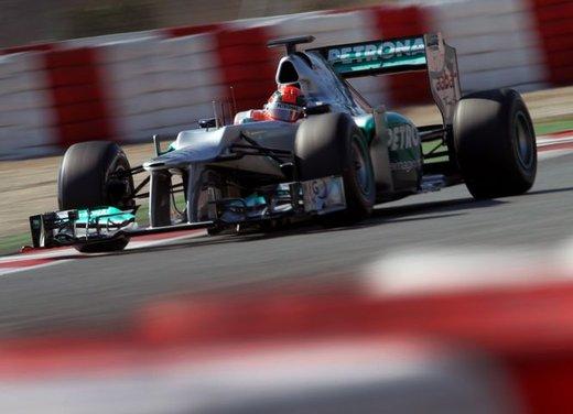 Formula 1 test Barcellona: 4° posto per la Ferrari di Felipe Massa - Foto 2 di 10