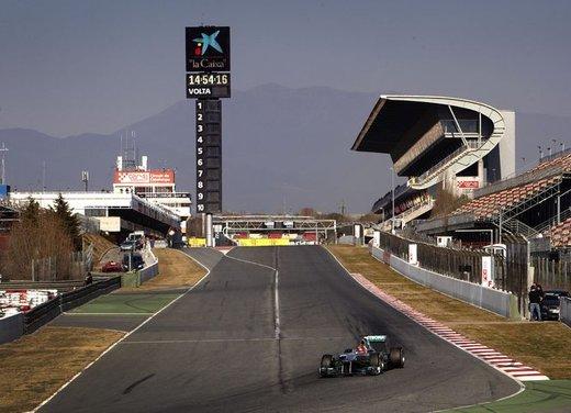 Formula 1 test Barcellona: 4° posto per la Ferrari di Felipe Massa - Foto 4 di 10