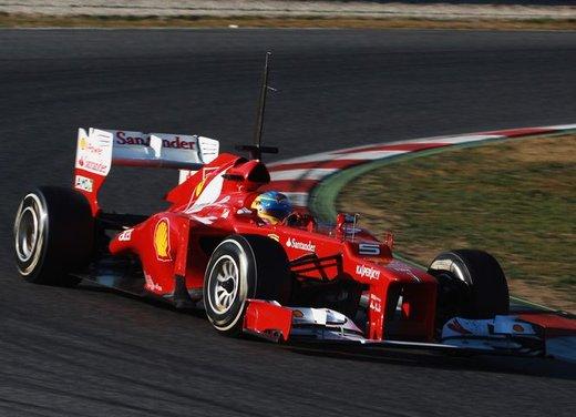 Formula 1 test Barcellona: 4° posto per la Ferrari di Felipe Massa - Foto 5 di 10