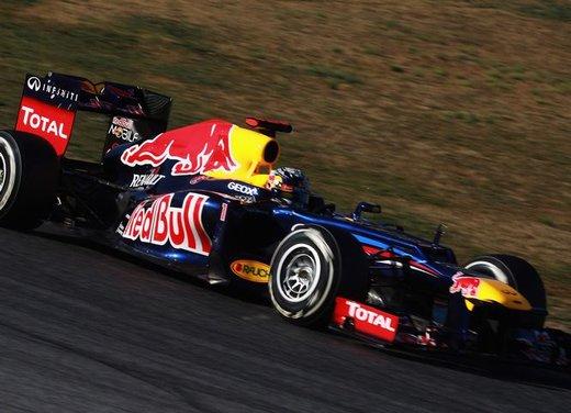 Formula 1 test Barcellona: 4° posto per la Ferrari di Felipe Massa - Foto 1 di 10