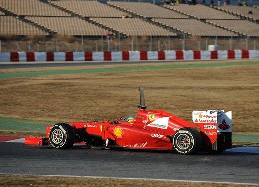 F1 2012: per il DT Pat Fry la Ferrari non può lottare per la vittoria nei primi GP - Foto 19 di 24
