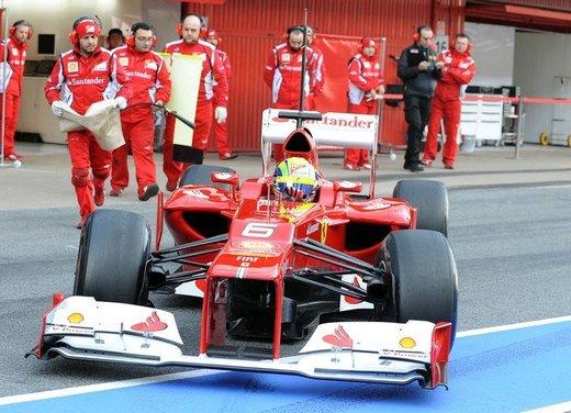F1 2012: per il DT Pat Fry la Ferrari non può lottare per la vittoria nei primi GP - Foto 22 di 24