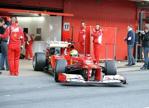 F1 2012: per il DT Pat Fry la Ferrari non può lottare per la vittoria nei primi GP - Foto 23 di 24