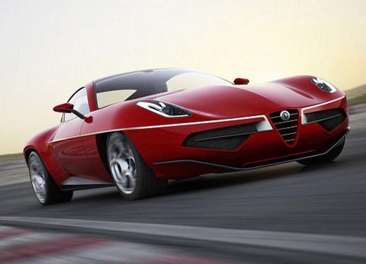 Alfa Romeo Disco Volante by Touring Superleggera - Foto 19 di 20