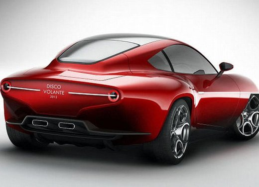 Alfa Romeo Disco Volante by Touring Superleggera - Foto 14 di 20