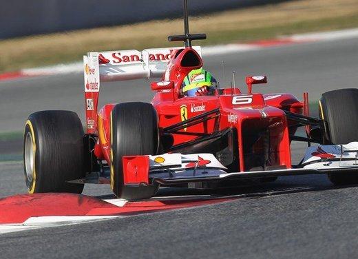 F1 2012: per il DT Pat Fry la Ferrari non può lottare per la vittoria nei primi GP - Foto 12 di 24