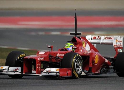 F1 2012: per il DT Pat Fry la Ferrari non può lottare per la vittoria nei primi GP - Foto 10 di 24