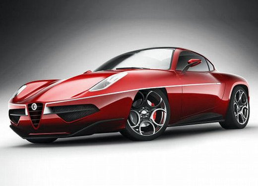 Alfa Romeo Disco Volante by Touring Superleggera - Foto 10 di 20