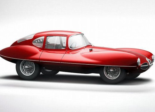 Alfa Romeo Disco Volante by Touring Superleggera - Foto 16 di 20