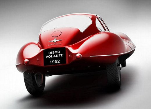 Alfa Romeo Disco Volante by Touring Superleggera - Foto 11 di 20