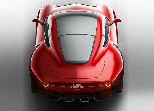 Alfa Romeo Disco Volante by Touring Superleggera - Foto 13 di 20