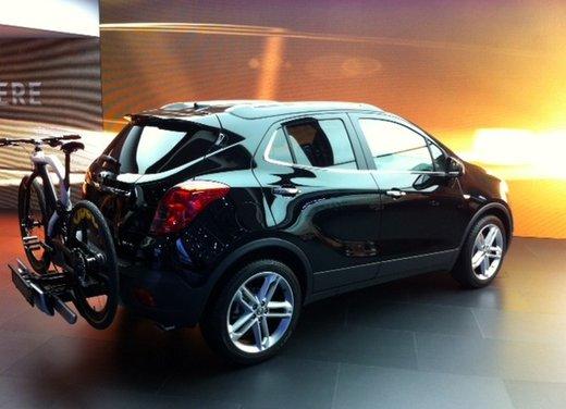 Opel Mokka, prezzi e promozioni del nuovo SUV compatto Opel - Foto 12 di 16