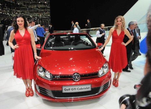 Volkswagen Golf GTI Cabrio - Foto 14 di 25