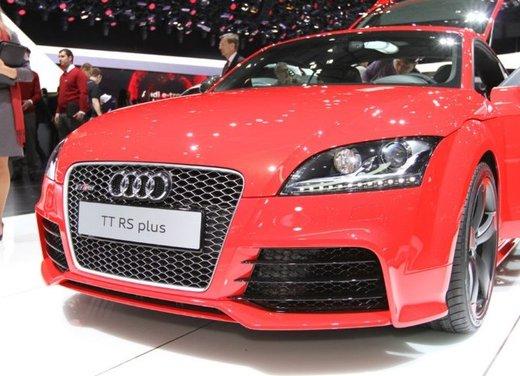 Audi TT-RS Plus - Foto 2 di 14