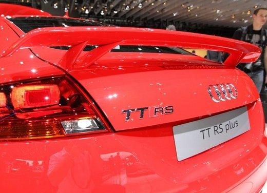 Audi TT-RS Plus - Foto 3 di 14