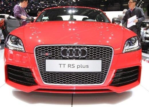 Audi TT-RS Plus - Foto 4 di 14