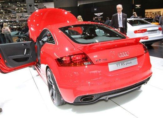 Audi TT-RS Plus - Foto 5 di 14