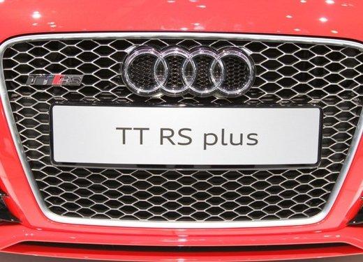Audi TT-RS Plus - Foto 7 di 14