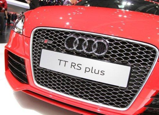 Audi TT-RS Plus - Foto 10 di 14