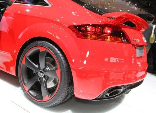Audi TT-RS Plus - Foto 11 di 14