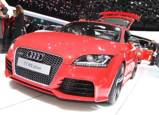 Audi TT-RS Plus - Foto 13 di 14