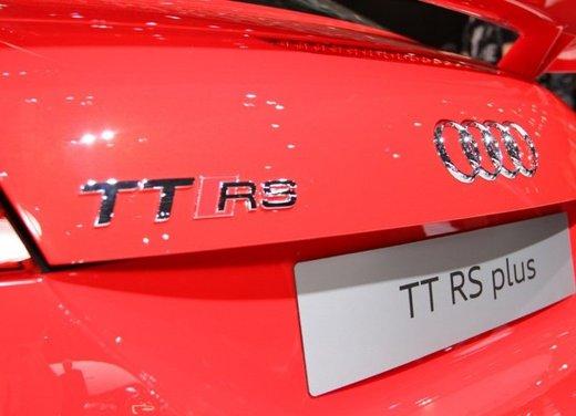 Audi TT-RS Plus - Foto 14 di 14