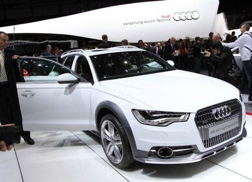Audi A6 Allroad Quattro - Foto 2 di 13