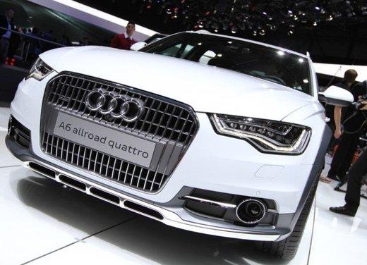 Audi A6 Allroad Quattro - Foto 4 di 13