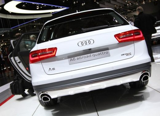 Audi A6 Allroad Quattro - Foto 12 di 13