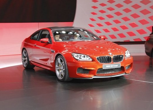 BMW M6 Coup?