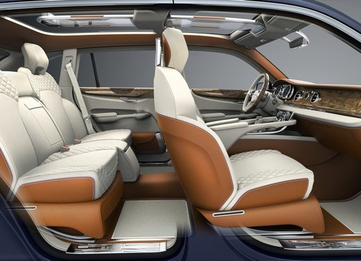 Bentley EXP 9 F Concept - Foto 41 di 43