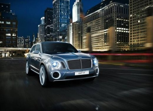 Bentley EXP 9 F Concept - Foto 36 di 43