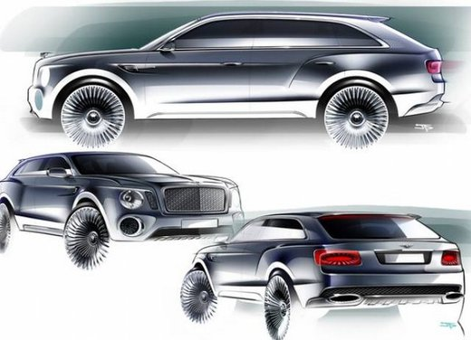 Bentley EXP 9 F Concept - Foto 39 di 43