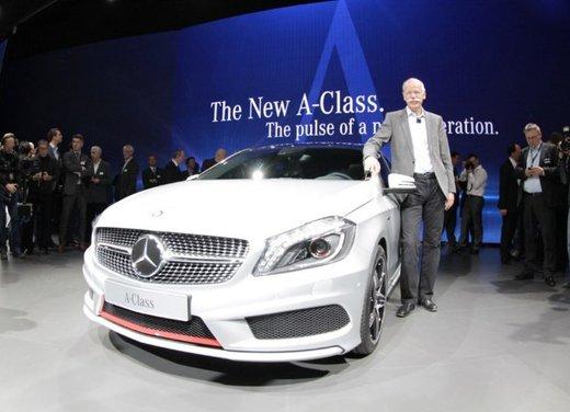 Nuova Mercedes Classe A, prezzi da 22.990 euro - Foto 12 di 21