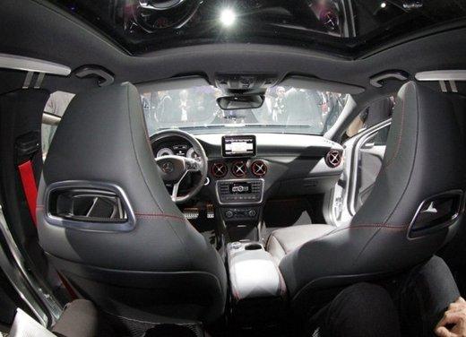 Nuova Mercedes Classe A, prezzi da 22.990 euro - Foto 13 di 21