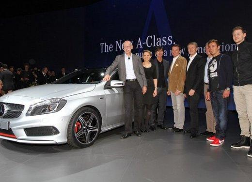 Nuova Mercedes Classe A, prezzi da 22.990 euro - Foto 15 di 21