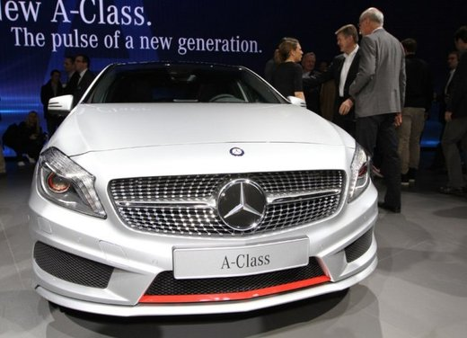 Nuova Mercedes Classe A, prezzi da 22.990 euro - Foto 16 di 21