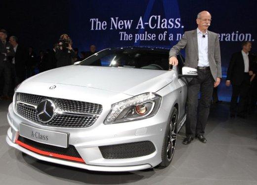 Nuova Mercedes Classe A, prezzi da 22.990 euro - Foto 17 di 21