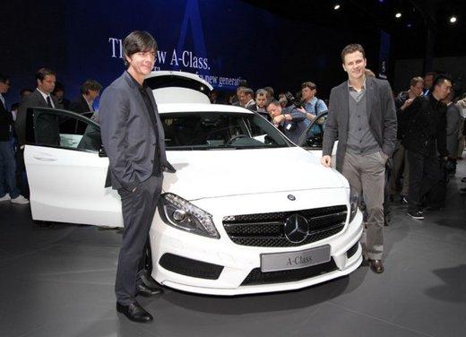 Nuova Mercedes Classe A, prezzi da 22.990 euro - Foto 19 di 21