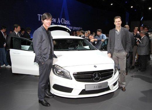 Nuova Mercedes Classe A, prezzi da 22.990 euro - Foto 20 di 21