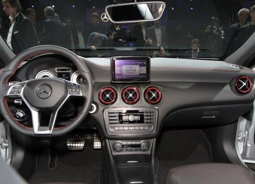 Nuova Mercedes Classe A, prezzi da 22.990 euro - Foto 3 di 21