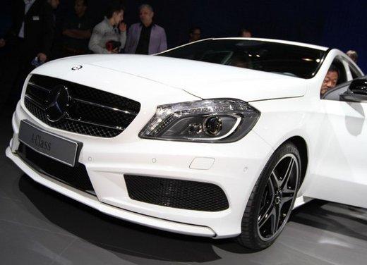 Nuova Mercedes Classe A, prezzi da 22.990 euro - Foto 21 di 21