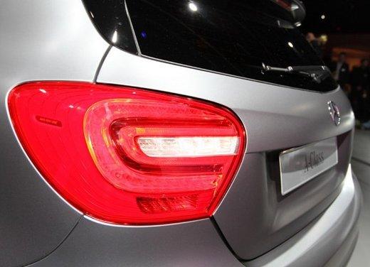 Nuova Mercedes Classe A, prezzi da 22.990 euro - Foto 4 di 21