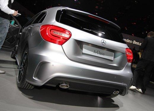 Nuova Mercedes Classe A, prezzi da 22.990 euro - Foto 5 di 21